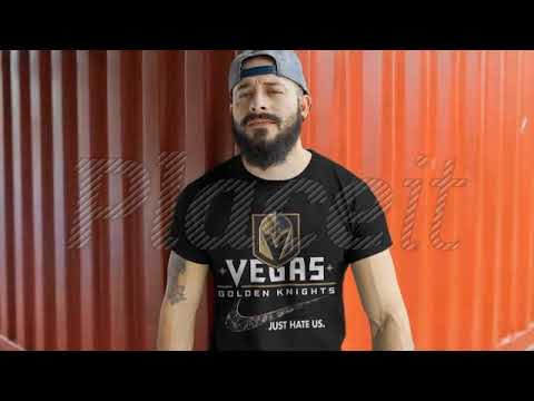 NHL Team Vegas Golden Knights x Nike Just Hate Us Hockey Shirts ... c5c5d3e26