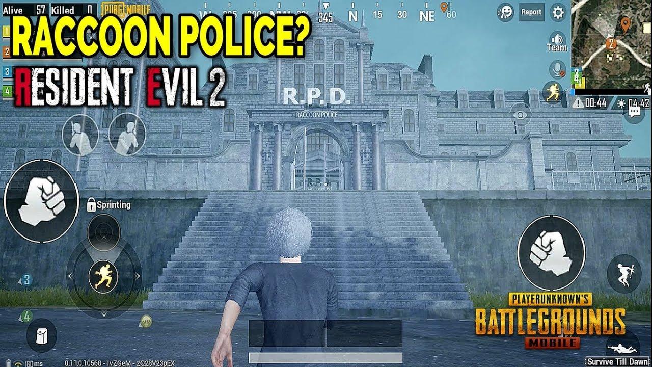 New! RPD Location! Where To Find It? PUBG Mobile X