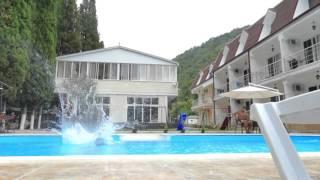 Royal Hotel / отель Царская Аллея Абхазия / Новый Афон(Гостиничный комплекс «Царская Аллея» предлагает отдых для всей семьи. Наш отель — сочетание повышенного..., 2015-11-08T08:36:46.000Z)