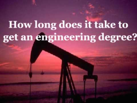 How long does it take to get an engineering degree?