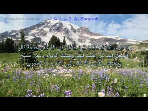 Al Ajmi-al-Bakarah-One of the World's Best Quran Recitation in 50+ Languages - al Ajmi