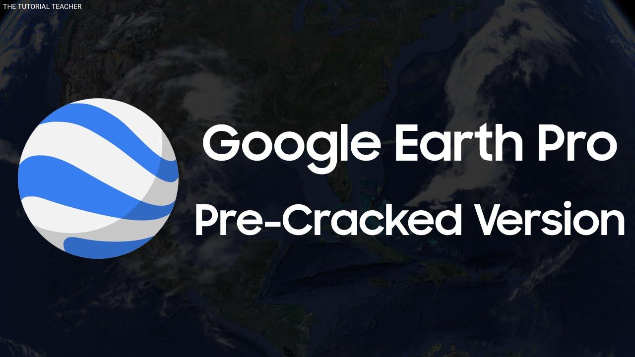 google earth pro apk mod
