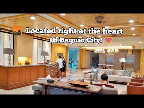 Where To Stay In Baguio City? | Malapit Sa Lahat!