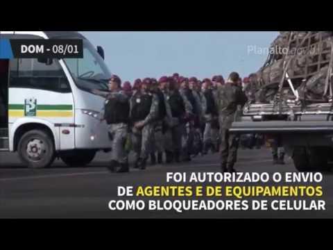 Governo federal acompanha situação em presídio do Rio Grande do Norte