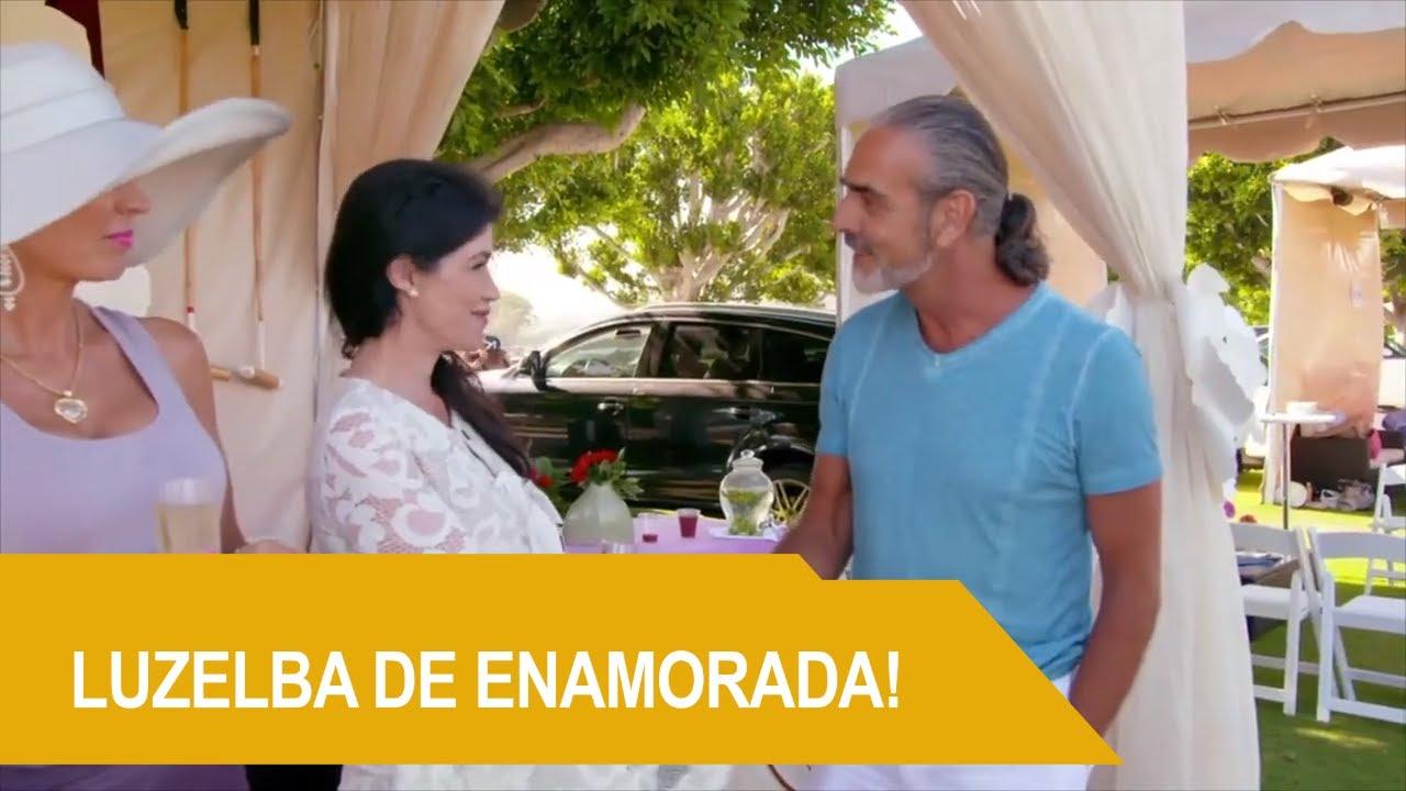 A Luzelba le llega un galán    Rica Famosa Latina   Temporada 3  Episodio 17
