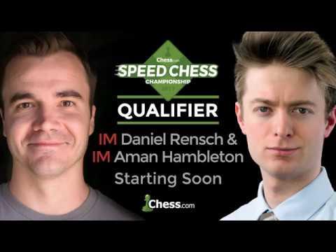 Speed Chess Championship Qualifier 2: Hikaru Nakamura And The Crazy Finish