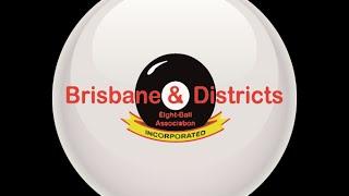 2016 Qld Cup - Country 8 Ball Teams - Fraser Coast v Brisbane