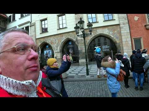 Прага современная // Пожалуй такая Прага мне нравится больше Германии!