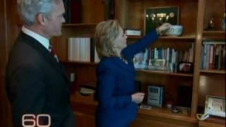 Extra: Inside Secretary Clinton's Office