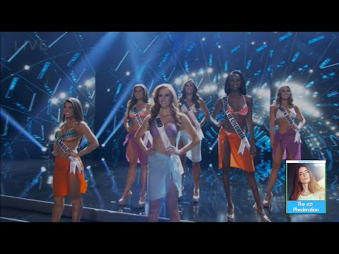 2016 Miss USA Top 10 Revealed | LIVE 6-5-16