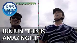 A special horse riding experience in Jeju! [Battle Trip/2018.09.30]