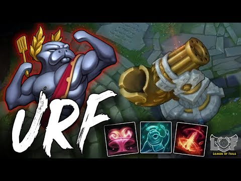 ARUF IS BACK 2019 - New URF on PBE | League of Legends Stream