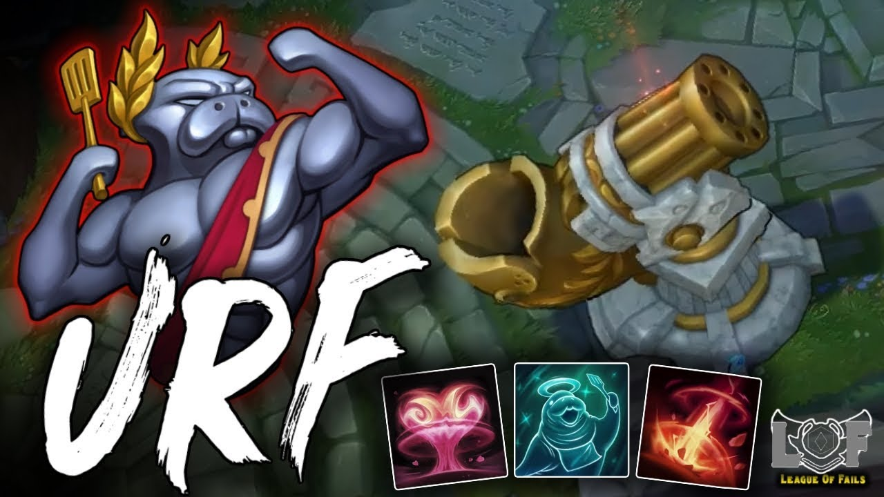 ARUF IS BACK 2019 - New URF on PBE | League of Legends Stream - YouTube