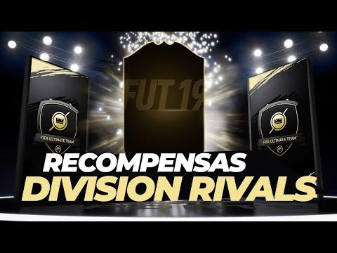 """MI """"ÚLTIMA"""" RECOMPENSA DE DIVISION RIVAL??? FIFA 19"""