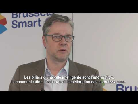 Brussels Smart City for Education - Pieter Ballon