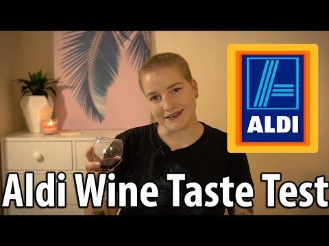 $3 Wine?? Aldi Wine Taste Test