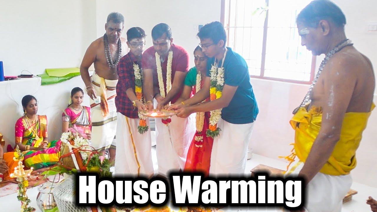 புது மனை புகு விழா - 🏠 🥳 HOUSE WARMING FUNCTION IN TAMIL | VelBros