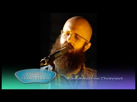 William Fitzsimmons  St Giles, London - Everything Has Changed (mp3)