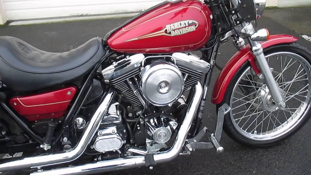 Harley Davidson Fxr For Sale