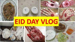 Achanak Wali Eid Vlog - Meri Mehndi Story - Sumer Sam Vlogs