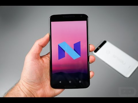 Android N Preview Tour! (Part 1)