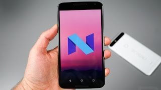 Android N Preview Tour! (Part 1)(The Android N Developer Preview is now available (shocking, I know) and we've got a 2 part video series to show you what's new. In this first video, we take a ..., 2016-03-09T20:38:38.000Z)
