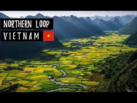 The Northern Loop Vietnam by Motorbike
