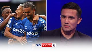 The start of a new dawn? | Darren Moore & Tim Cahill praise 'outstanding' Everton