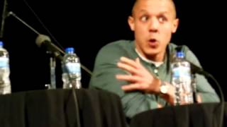 Theo Rossi and Mark Boone Jr. Q&A Milwaukee Sons of Anarchy Part 1