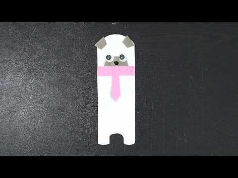Paper Bookmark || How To make Paper bookmark || DIY || Origami Paper Bookmark || Easy paper Bookmark