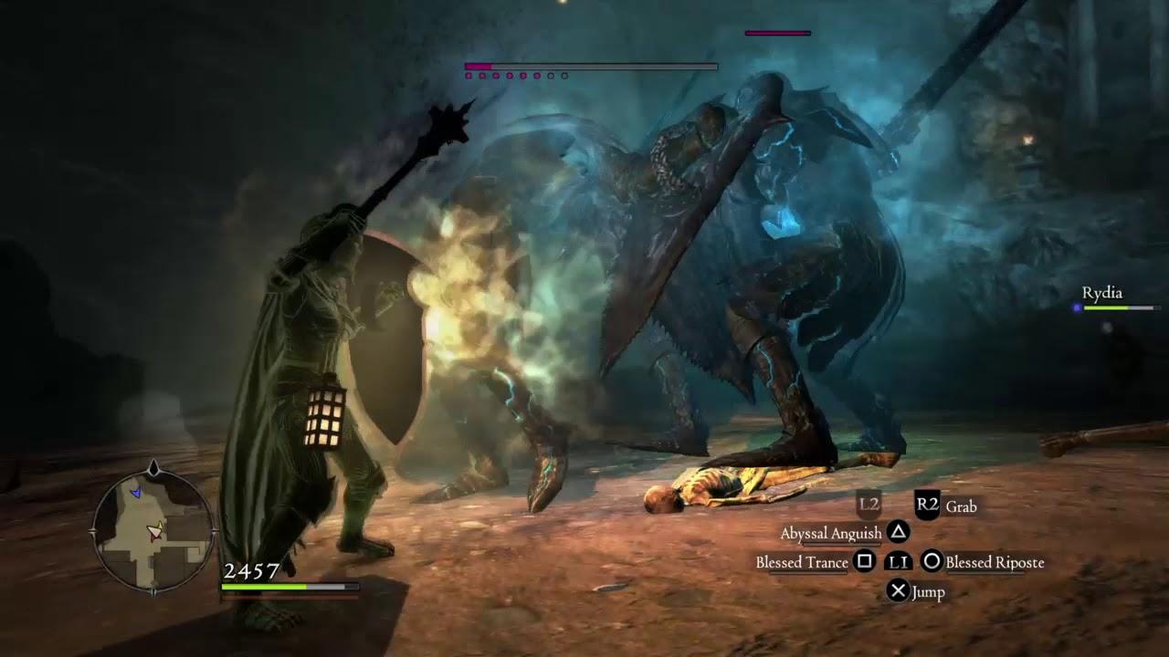 Video Dragons Dogma Dark Arisen Mystic Knight And Sorcerer