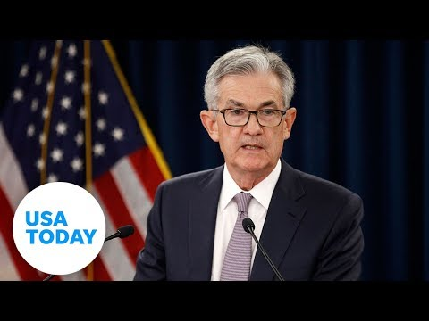 Fed Chairman Jerome Powell Holds Conference On Interest Rate Cuts | USA TODAY
