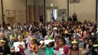 120627BS de Duizendpoot schoolfeest Hollywood