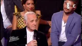 Charles Aznavour chante Piaf - La vie en rose - Olympia 2013