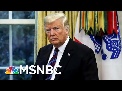 NYT: Trump, Cohen Had Plan To Buy Nat'l Enquirer 'Dirt' On President | Velshi & Ruhle | MSNBC