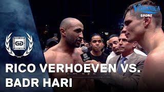 Classic Fight: Rico Verhoeven vs. Badr Hari