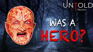 Freddy Krueger  The RealLife Story | The Untold Stories