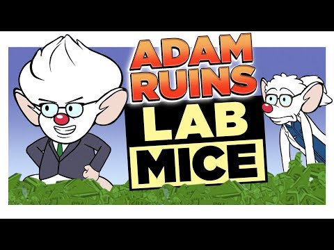The Problem with Lab Mice | Adam Ruins Everything