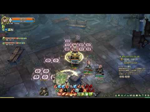 【ToS】3人でシャウレイミッション!!  8分15秒