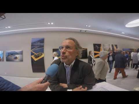 Gallery Guy Pieters Knokke interview Wolfgang Volz DEF