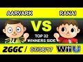 2GGC: ARMS Saga - BSD | Aarvark Vs. Ranai (Villager) Top 32 Winners Side