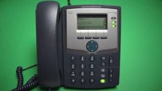 Cisco 303 - 3-Way Call (Conference)