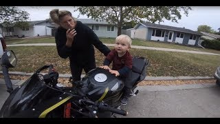 Bikers Are Awesome 2018 - Random Acts of Kindness 2018 [Ep #25]
