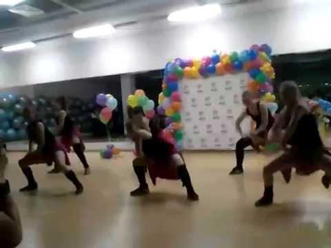 DanceHall, Сhoreo by Kira Gluhova