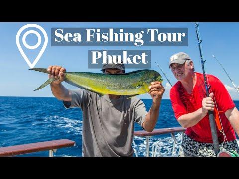 Deep Sea Fishing Tour | Phuket | Thailand | Price | Review