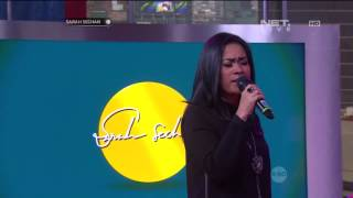Ikke Nurjanah Ft. Ditto Percussion - Gantung ( Live at Sarah Sechan )