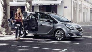 Авто плюс драйв.Б/У.автомобиль.Тест-Opel Meriva.