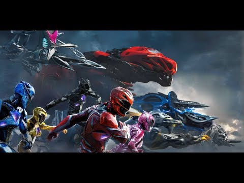 Power Rangers Music Video