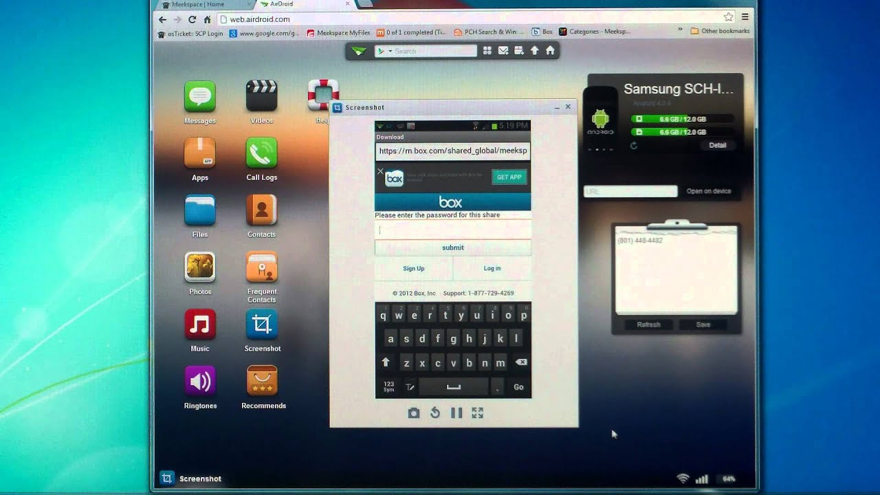 Use iSilo to Dowload Theocratic files to your Android device