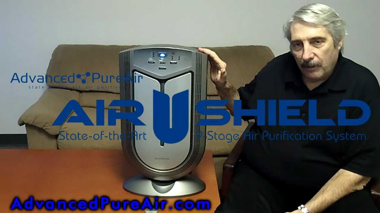 Air Purifier Advanced Pure Top